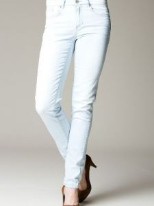 Jeansy Model H000116  Light Blue