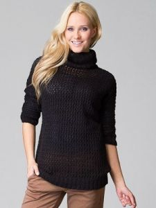 Sweter Model FM39026 Black