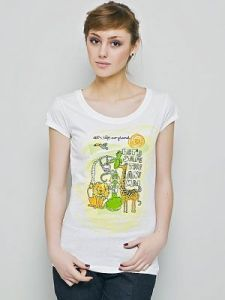 T-shirt Damski Model J-37-059 SET3